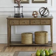 Wildon Home Console Table Aiden Antique Grey Console Table Overstock Com Shopping The