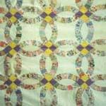 Double Wedding Ring Quilt by Double Wedding Ring Quilt Pattern A History Of Romance