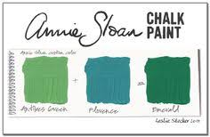 colorways mixing for custom colors with annie sloan chalk paint 1