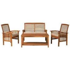 Patio Table Wood Wood Patio Furniture White Patio Furniture Outdoors The
