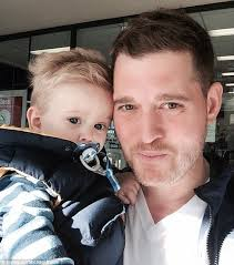Michael Buble Meme - michael buble gives update on son noah s cancer