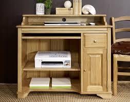 armoire bureau informatique petit bureau informatique emeric en chêne de style louis philippe