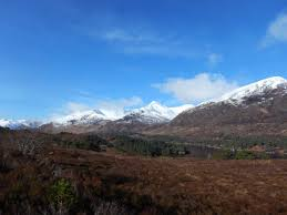 taking the smooth with the rough in glen affric inverness