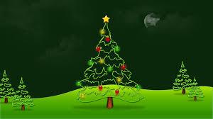 christmas tree high quality wallpaper durai crudgington