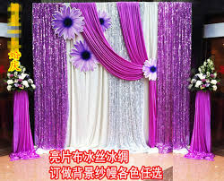 Curtains Decorations How To Decorate With Curtains For Wedding Gopelling Net