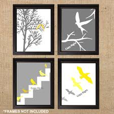 home decor prints modern wall decoration halloween decorations