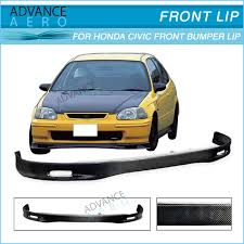 honda civic ek accessories for 1996 1997 1998 honda civic ek ek9 carbon fiber spoon style cf