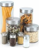 clear kitchen canisters alert amazing deals on glass kitchen canisters