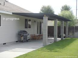 Detached Covered Patio by Triyae Com U003d Pictures Of Backyard Patio Covers Various Design