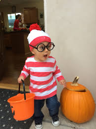 Red Shirt Halloween Costume Diy Where U0027s Waldo Costume Used Tape And Red Fabric Paint On A
