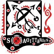 sagittarius zodiac sign hoodie spreadshirt