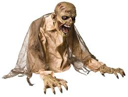 scary props fogger animated animatronic gaseous prop haunted house