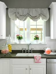 rideaux cuisine design rideaux cuisine originaux rideau en toile de coton aux imprims