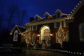 residential christmas decor lights installation new jersey