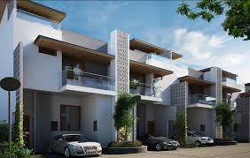 Row Houses In Bangalore - courtyard bangalore