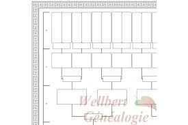 10 best images of 11 generation family tree template 4