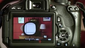 tutorial fotografi canon 600d how to set a custom white balance on a canon 600d t3i on vimeo