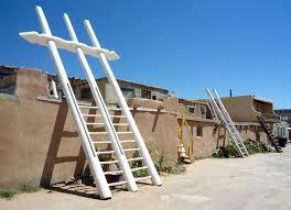Adobe Pueblo Houses Mission Church San Esteban Del Rey Acoma Pueblo U2013 Smarthistory