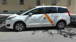 peugeot taxi mosa peugeot sevilla on twitter