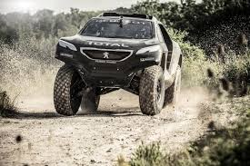 peugeot 2008 2015 peugeot 2008 dkr tech specs and action images video