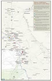 Western Us Map Western Abandoned Uranium Mine Region Navajo Nation Cleaning Up
