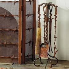 rustic modern fireplace tools u2014 home ideas collection new and
