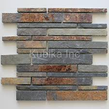 slate backsplash tiles for kitchen slate backsplash mosaic tile kitchen backsplash multicolor