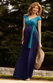 maternity evening wear block maternity maxi dress biscay blue maternity wedding