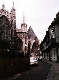 medieval york minster exterior