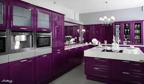 cuisine en violet cuisine violet violet viemode cuisines en couleurs violet