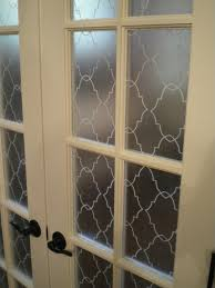 Morroco Style by I Made This Moroccan Style Window Film By Myself With A Stencil