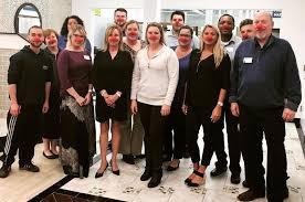 the cherry hill team on redn avalon flooring office photo