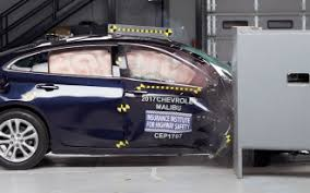 latest crash tests show big discrepancy in front seat passenger safety