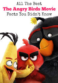 angry birds movie facts didn u0027t
