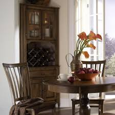 Corner Cabinet Dining Room Hutch A La Carte European Classic Customizable Corner China Cabinet By