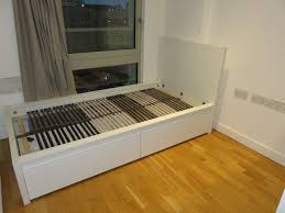 Ikea Espevar by Malm Bed Frame Ikea Malm Bed Storage Box For High Bed Frame Real