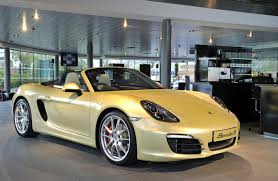 2012 Porsche Boxster Goes On Sale In Uk Video