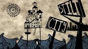 stilt city an artist space in a rebuilt rockaway bungalow by
