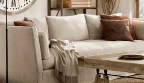 shabby chic sofa slipcovers and waterproof protector with red