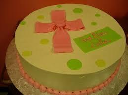 artisan bake shop christening baptism first communion cakes