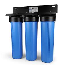 ispring wgb32b 3 stage whole house water filtration system w 20