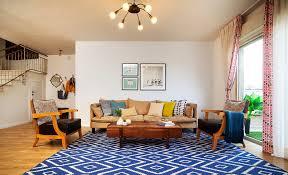 karen b retro livingroom סלון pinterest 50th