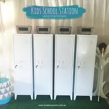 lockers kids kids school station using the kmart lockers oh so busy