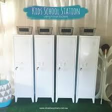 lockers kids kids school station using the kmart lockers oh so busy