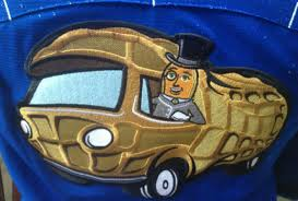 Planters Peanuts Commercial by Riding In A 10 000 Pound Peanut Is All It U0027s Cracked Up To Be Ny