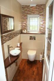 cloakroom bathroom ideas pretty cloakroom but wouldn t wood in a bathroom again