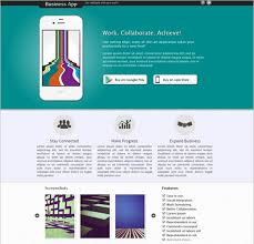 landing page templates for blogger 25 free html landing page templates 2017 designmaz
