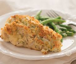 crab stuffed chicken tastefully simple