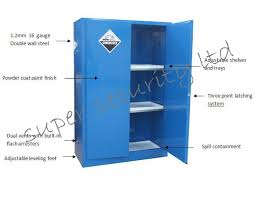 Chemical Storage Cabinets Vertical Chemical Storage Cabinets Acid Dangerous Storage