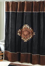 Western Bathroom Shower Curtains Western Shower Curtains At Lone Western Decor